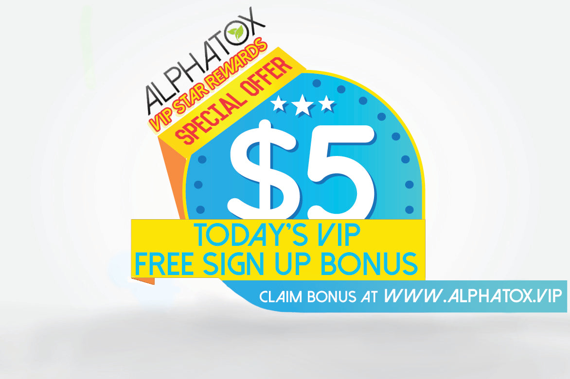 Alphatox Slim Premium Fitness VIP Program 500 Star Bonus