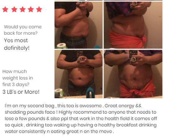 Perde 3 Lb's + in 3 Days Alphatox Review, Before & After, Alphatox Slimming Tea Review