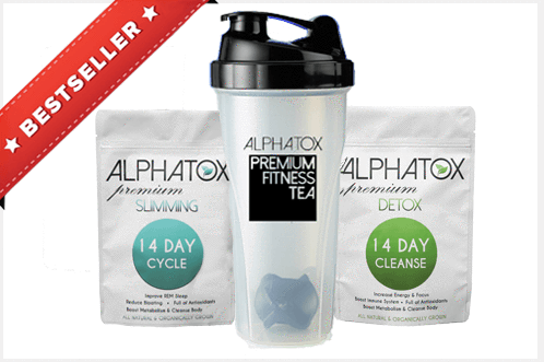 ALPHATOX™ 14 Day Bundle - Alphatox Premium Fitness Teas