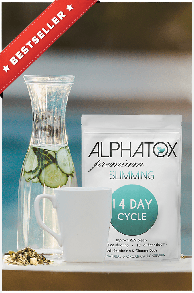 Alphatox Slimming Bundle ( 21 Day Program) - Alphatox Premium Fitness Teas
