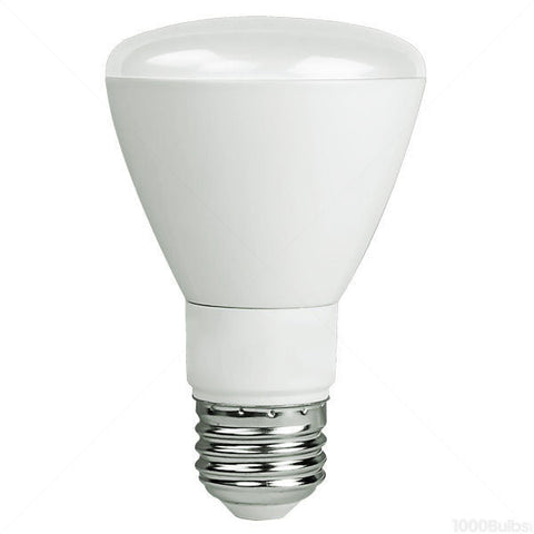 50 Watt Equivalent, 2700K, Soft White, 8 watt, Dimmable, LED R20 (Infinite)
