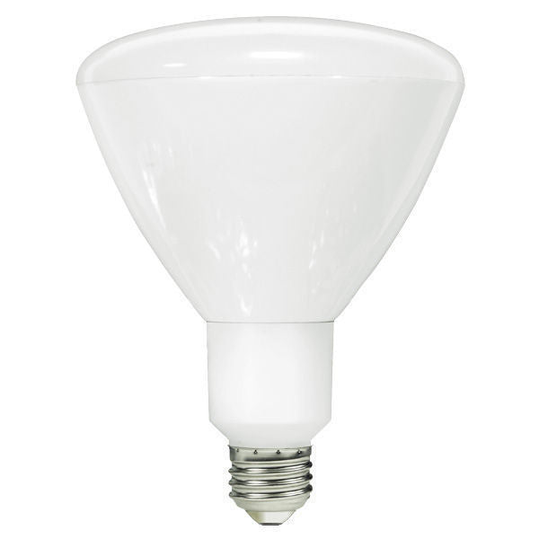 100 Watt Equivalent, 2700K, Soft White, 17 Watt, Dimmable, LED BR40
