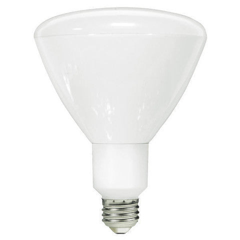 65 Watt Equivalent, 2700K, 8 Watt, Soft White, Dimmable, LED BR30