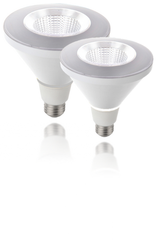 90 Watt Equivalent PAR 38 LED, 3000K, Soft White 12W, 850 Lumens (infinite)