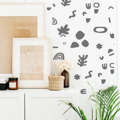 Doodle Party - Wall Decals