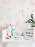 Scattered Stars - WALL DECAL