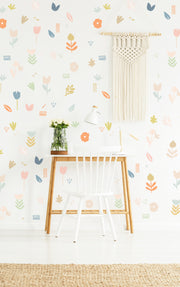 Sweet Flowers Compilation - WALL DECAL