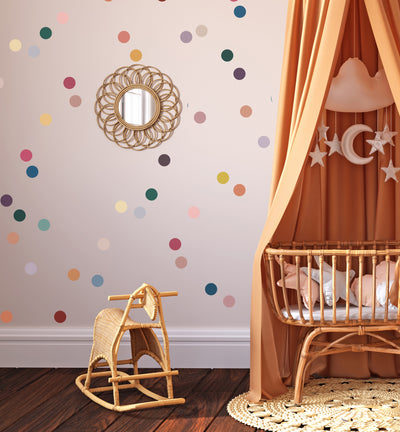Boldly Beautiful Tiny Dots - Wall Decal