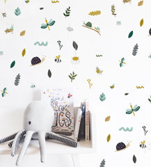 Wall Decal - Bugs Life - wall sticker - room decor