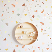 Multi Pastel Terrazzo  - Wall Decals