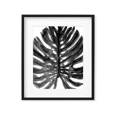 Monstera Art Print 8x10