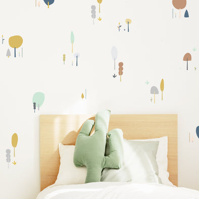 Wall Decal - Fairy Tale Forests - Secondary - Wall Sticker - Room Decor