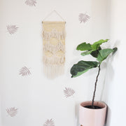 Wall Decal - Flowing Leaves - Wall Sticker - Room Decor