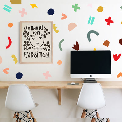 Fun Time Decals  - Wall Decals
