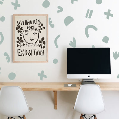 Solid Fun Time - Wall Decals