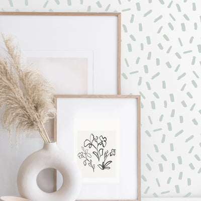 Wall Decal - Drawn Sprinkles - Wall Sticker room decor