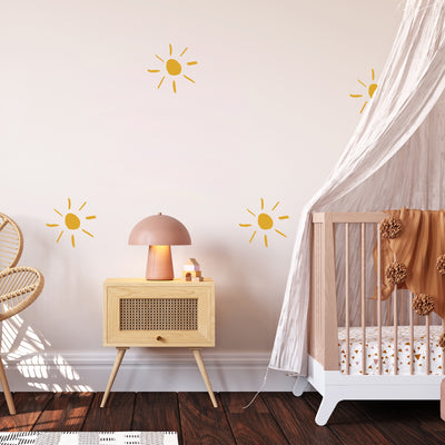 Little Sunnies - Wall Decals