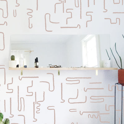 Loopy Lines - Wall Decals