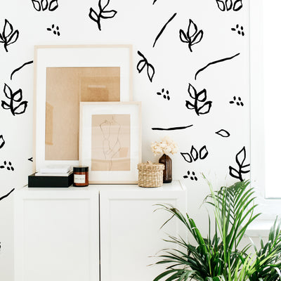 Wall Decal -Marker Stems- Wall Sticker - Room Decor