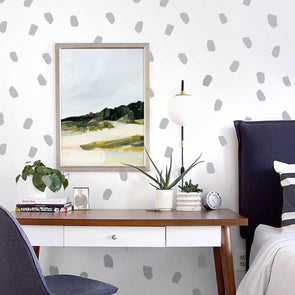 Copy of Wall Decal - Ripped Paper Confetti - Wall Sticker room decor