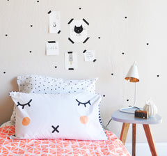 Micro Hearts - WALL DECAL