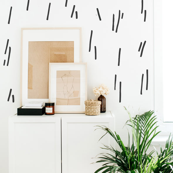 Sharpie Marks - Wall Decals