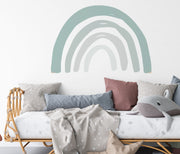 Simple Gradient Rainbow  - Wall Decals