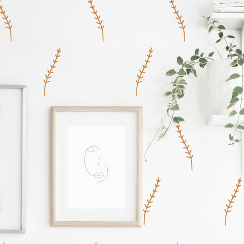 Simple Twigs  -  Wall Decals