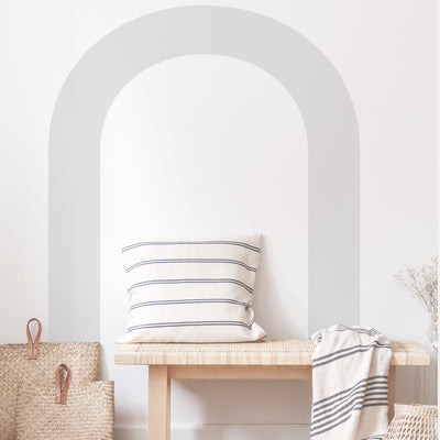 Single Rainbow Arch  - WALL DECAL