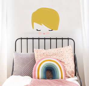 Sleeping Beauty Vixen - Wall Decal