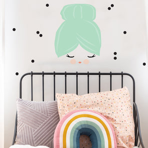 Sleeping Beauty Ballerina - Wall Decal