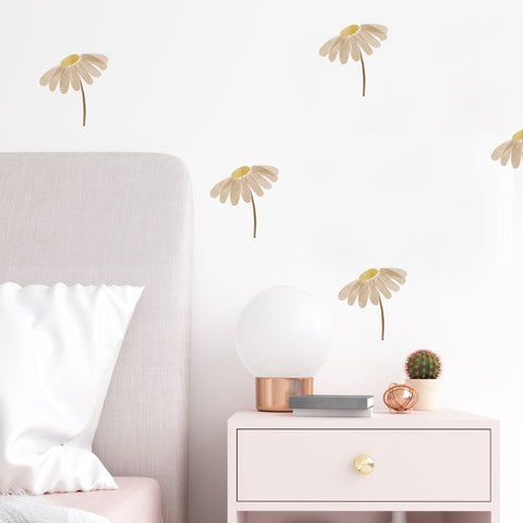 Sweet Daisies - Wall Decals