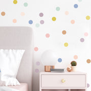 Sweet Tiny Dots - Wall Decal