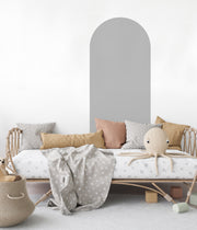 Tall Solid Arch  - WALL DECAL