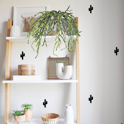 tiny cactus - WALL DECAL
