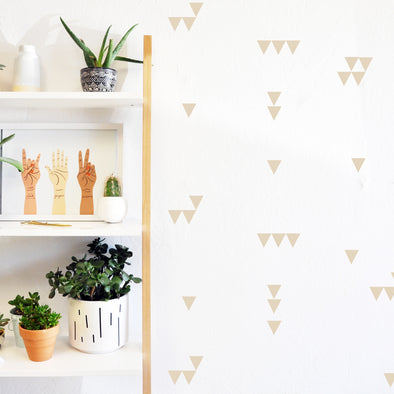 Tiny Triangle - WALL DECAL