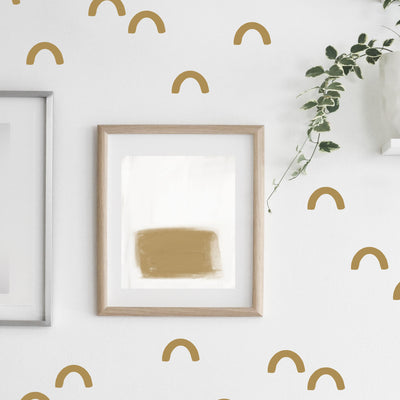 Simple Tiny Arches  - Wall Decals