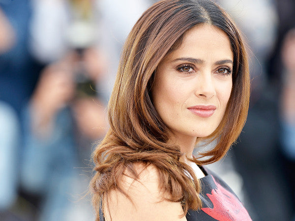 Salma Hayek's Secret to Looking Young
