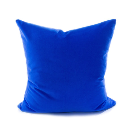 Royal Velvet Accent Pillow