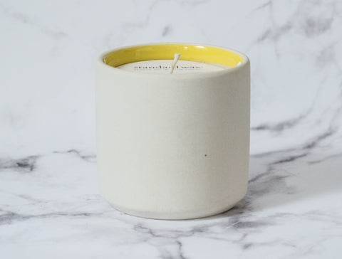 Citrus + Black Currant Soy Wax Candle