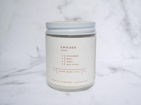 Chicago Soy Wax Candle