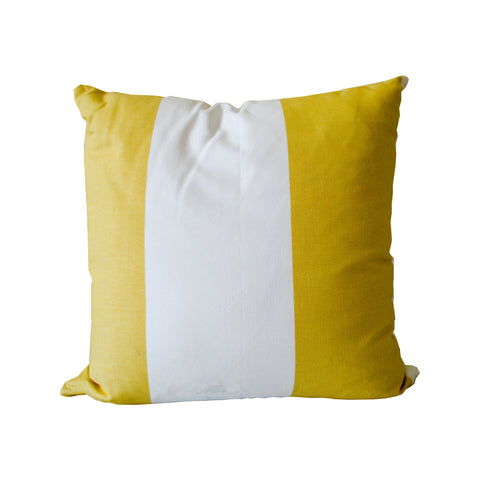 Stripe Accent Pillow