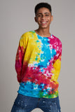 Tie Dye Long Sleeve Tee