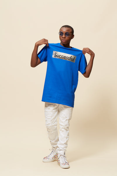 Successful Foil Box Short Sleeve Tee