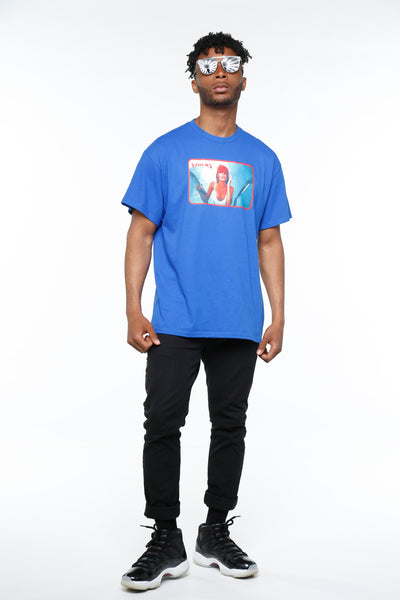 Stacks Pool Ladder Short Sleeve Tee