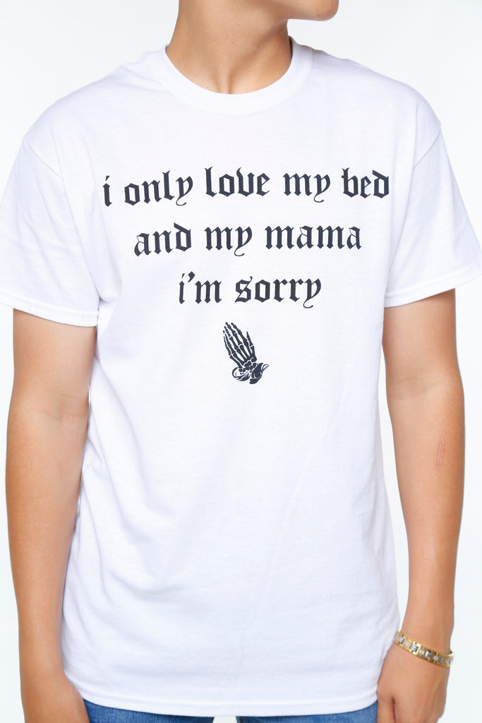 I Only Love Me Short Sleeve Tee