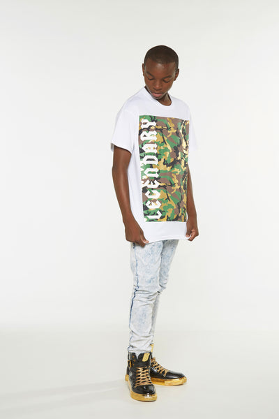 Legendary Camo Short Sleeve Tee