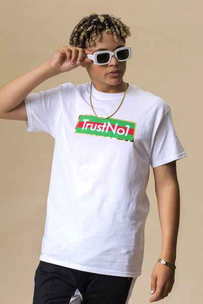 Trust No1 Lux Foil Short Sleeve Tee