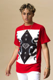 Hype Diamond Snake Short Sleeve Tee