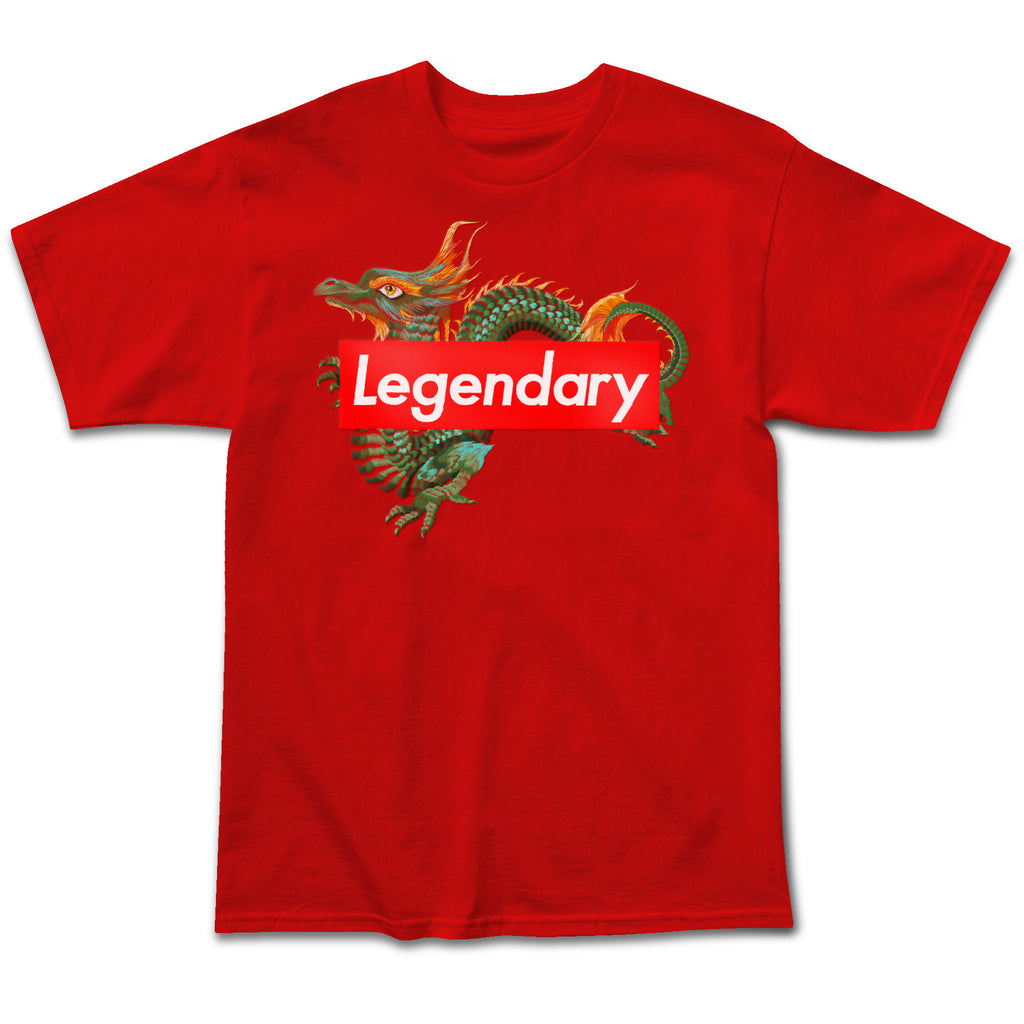 Legendary Dragon Box Tee
